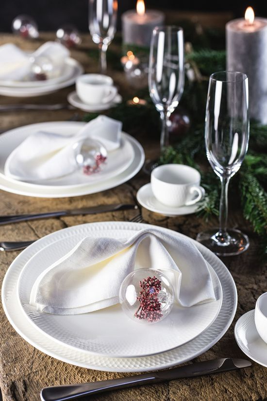 Maxwell & Williams Diamonds Round Koffie-/Dinerset 16-delig