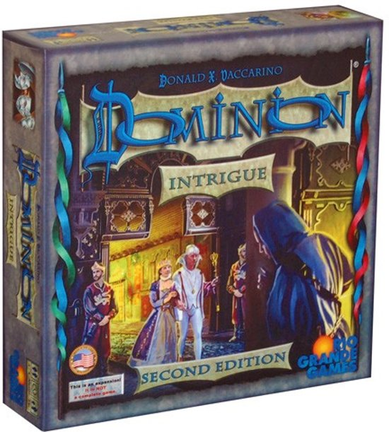 Dominion Second Edition - Intrigue