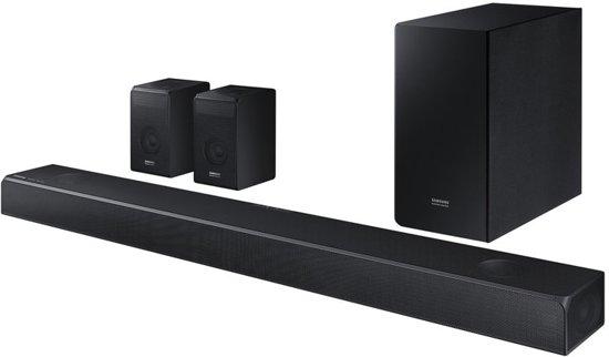 Samsung HW-N950 soundbar luidspreker 7.1.4 kanalen 512 W Zwart