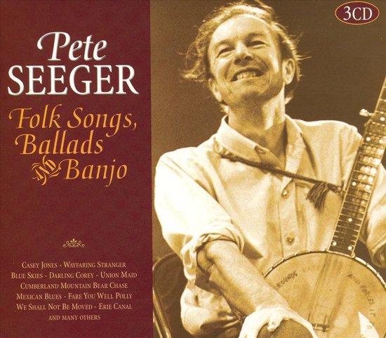 Folk Songs Ballads & Banj