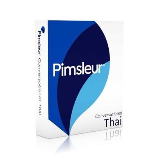Pimsleur Thai Conversational Course - Level 1 Lessons 1-16 CD