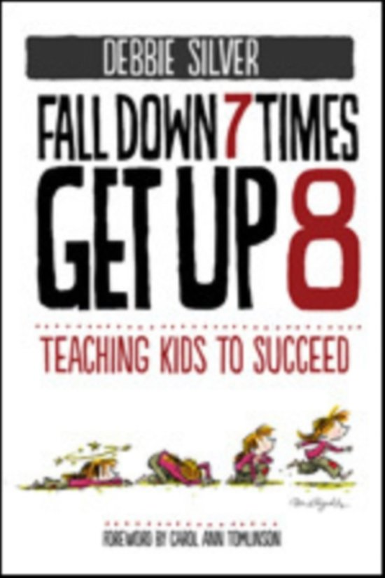 fall down 7 times get up 8 silver debbie thompson