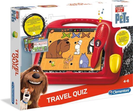 Secret Live Pets Travel Quiz