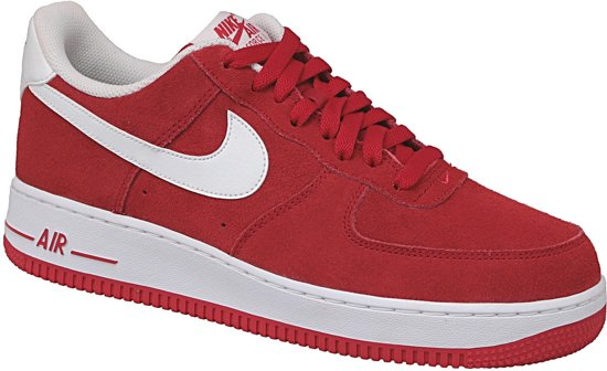 bol.com | Nike Air Force 1'07 315122-612, Mannen, Rood ...