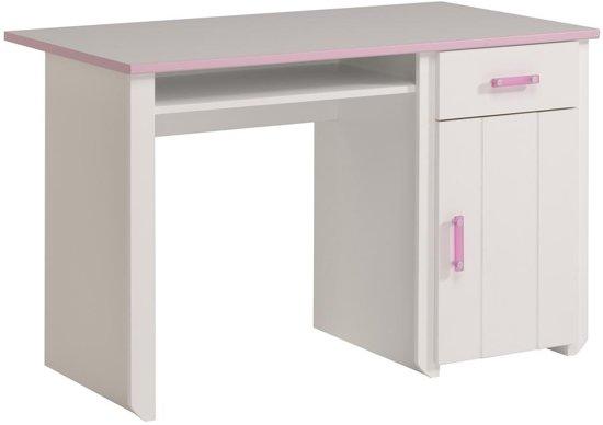 Parisot Biotiful - Bureau - 121 cm - Wit