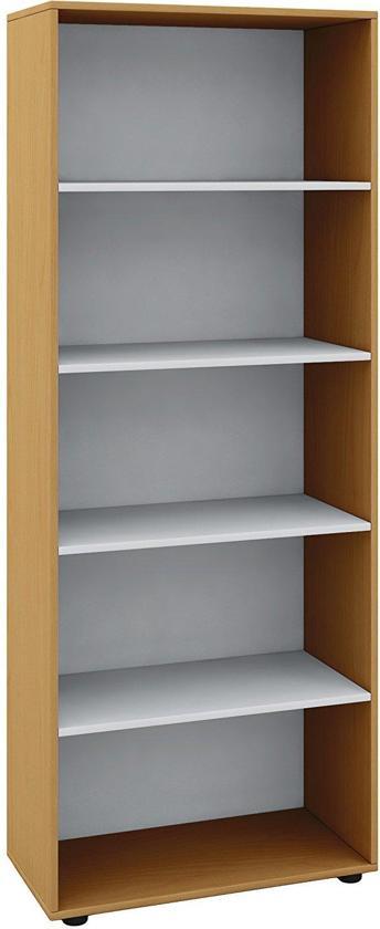archiefkast boekenkast vandol i beuken
