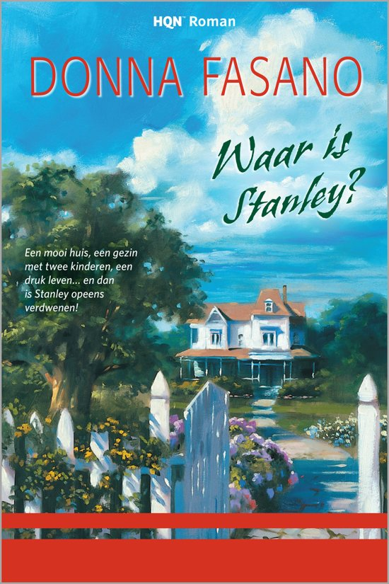Waar is stanley? - Donna Fasano pdf epub