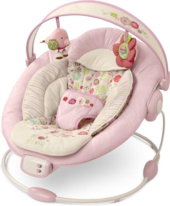 Bright Starts Schommelstoel Roze.Bol Com Bright Starts Comfort And Harmony Wipstoel Pretty In Pink