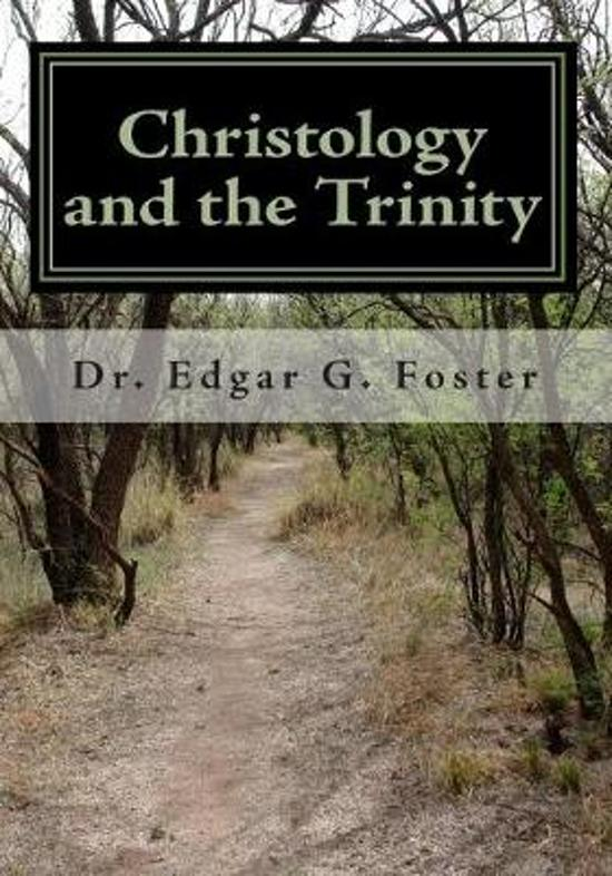 Christology and the Trinity