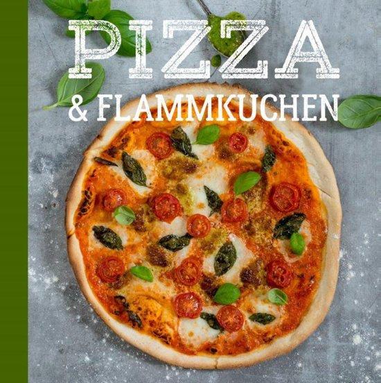Boek cover Pizza & Flammkuchen van Danny Jansen (Hardcover)