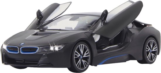 Jamara BMW I8 - Bestuurbare auto - Zwart