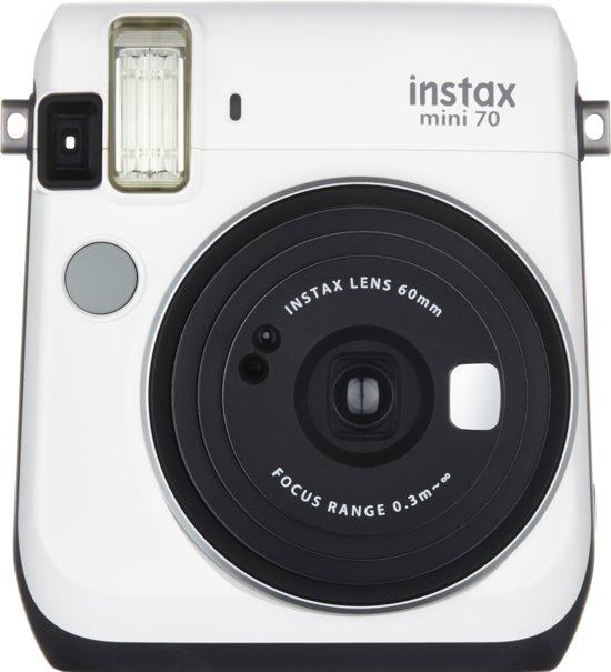 Fujifilm Instax Mini 70 - Wit