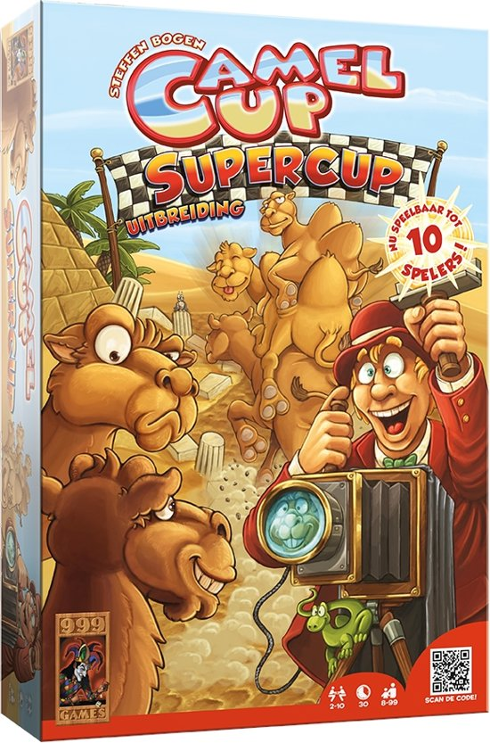 Camel Up Supercup - Uitbreiding