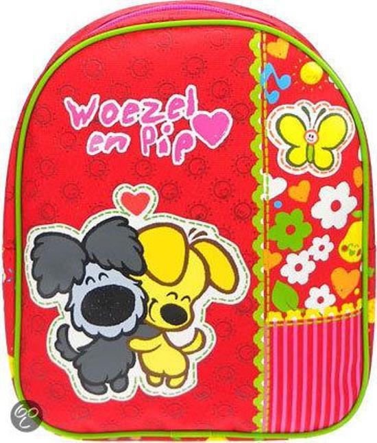 92139feacaf bol.com | Woezel en Pip Rugtas