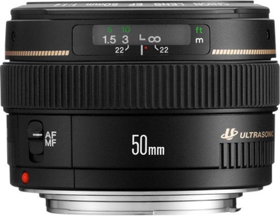 Canon EF 50 mm - f/1.4 USM