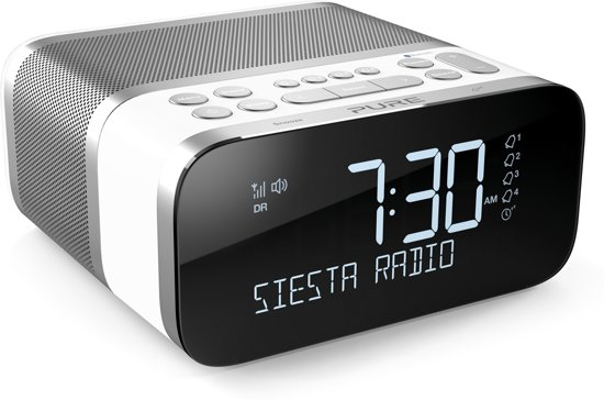Pure Siesta S6 Wit
