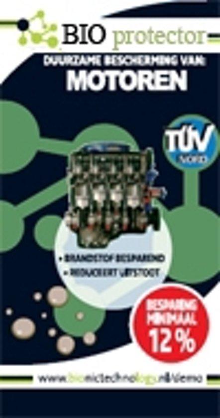 Bioprotector Motorolie Nanocoating voor brandstofbesapring schone motor