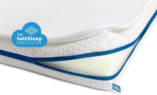 AeroSleep Sleep Safe Pack Evolution 40x90 babymatras