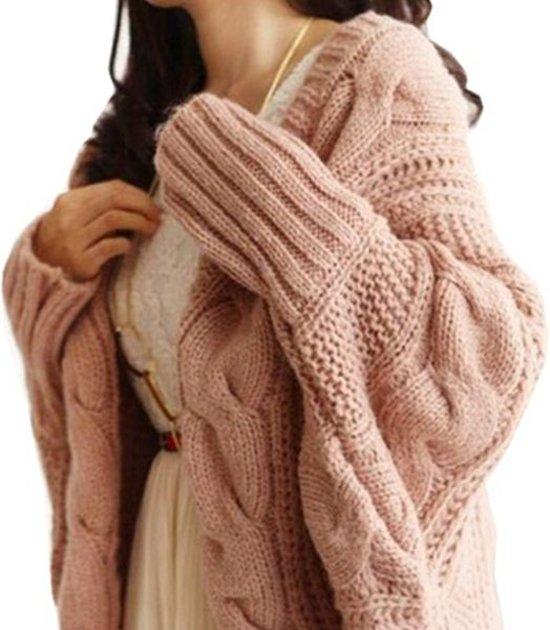 vest dames wol