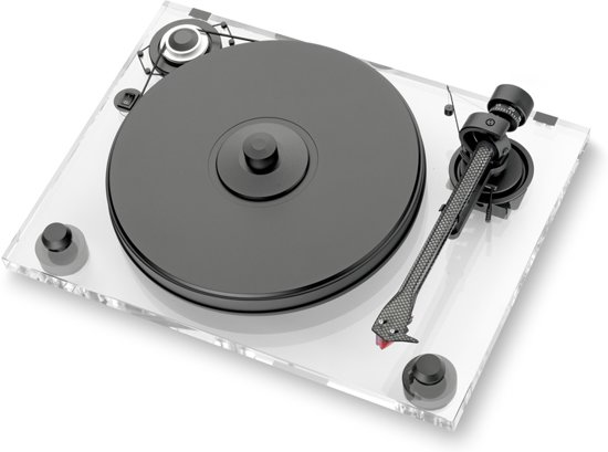 Pro-Ject 2Xperience Primary Acryl - Transparant