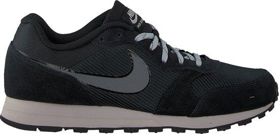 bbfec260f89 bol.com   Nike Heren Sneakers Md Runner Heren - Zwart - Maat 40