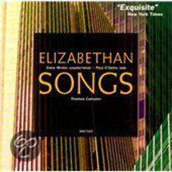 Classical Express - Elizabethan Songs / Minter, O'Dette