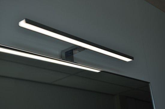 bol.com | Wiesbaden Tigris Spiegellamp - LED-verlichting - 50 cm