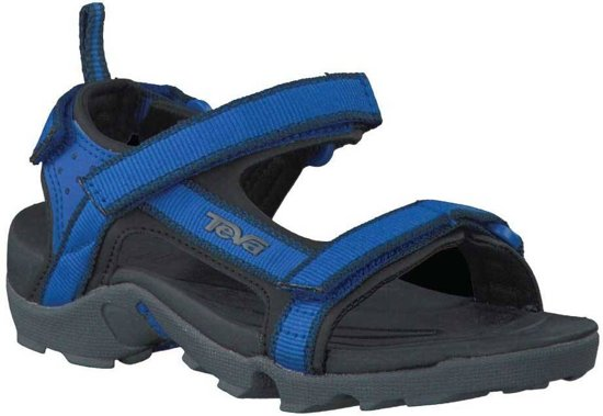 Ii Riley Enfants Sandale Vif Sandales De Marche - Taille 24 - Unisexe - Orange / Bleu g4I71Z3b