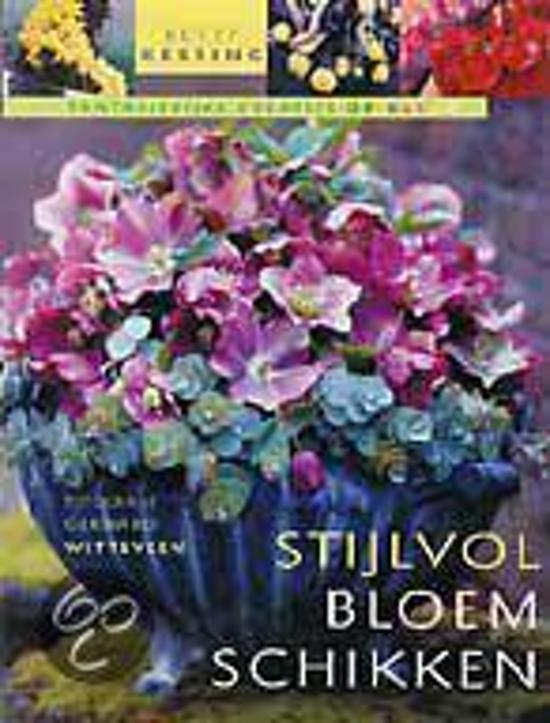 Stijlvol Bloemschikken Op Kleur - Betty Kessing pdf epub