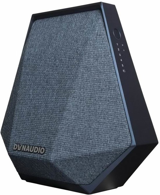 Dynaudio Music 1 Draadloze stereoluidspreker 80W Blauw