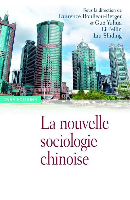 Boek cover La nouvelle sociologie chinoise van _ Collectif (Onbekend)