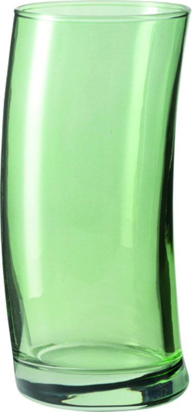 Leonardo Swing Longdrinkglas Verde - 6 stuks