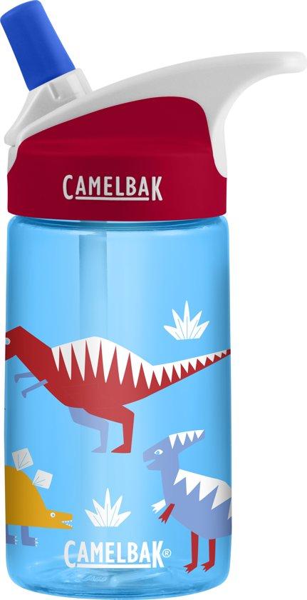 b6bbec178e6 bol.com   CamelBak Eddy Kids Drinkfles - 400 ml - Blauw (Hip Dinos)