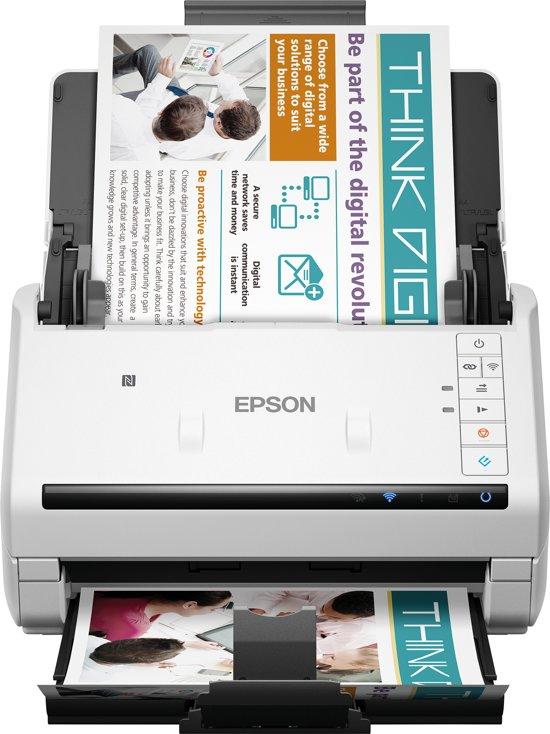 Epson WorkForce DS-570W - Scanner