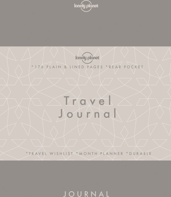 Lonely Planet's Travel Journal - Lonely Planet