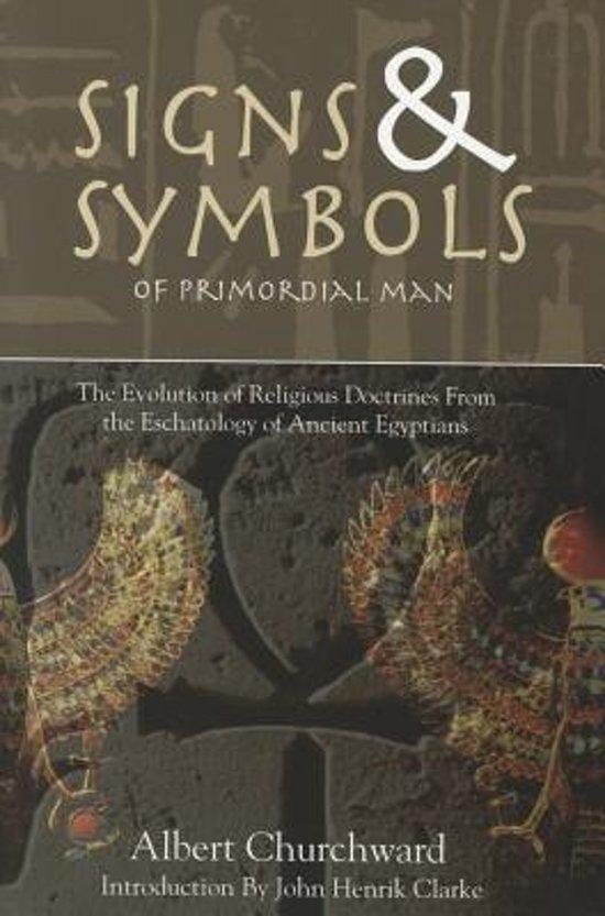 Bol Signs Symbols Of Primordial Man Albert Churchward