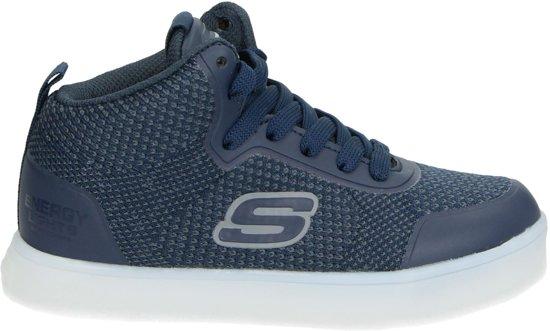 Energy Lights by Skechers kinder sneaker - Blauw - Maat 35