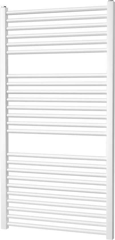 Plieger Quadro designradiator – 1135x600 mm – 627 Watt – Wit