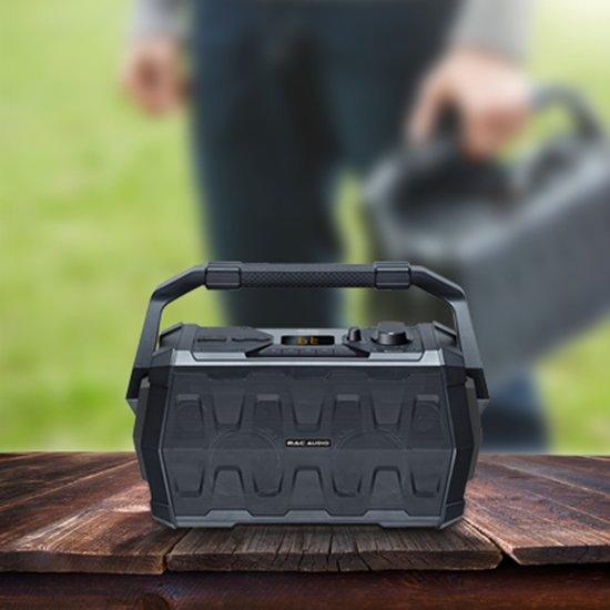 Mac Audio MRS 222 - draagbaar Speaker - Robuust ontwerp