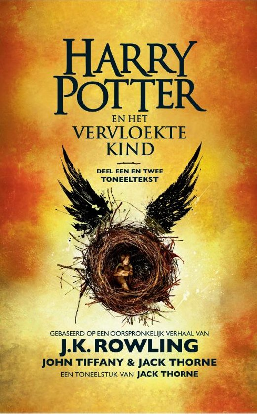 Harry Potter - Harry Potter en het vervloekte kind