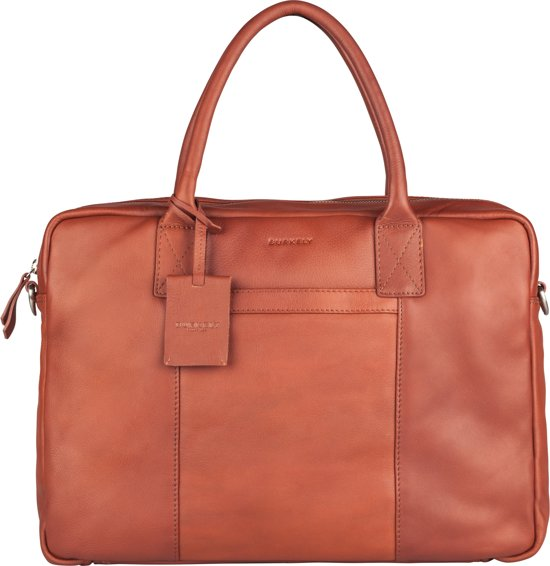 BURKELY by bol.com Workbag Roef - Schoudertas - Roest