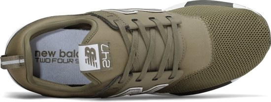 Balance 247 Maat 43 Heren New Khaki Sneakers pzB8WdZzq