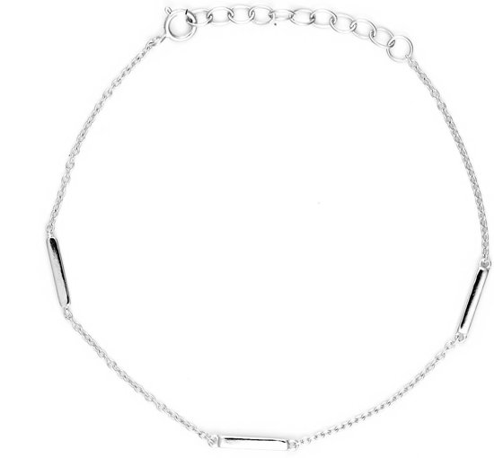 Selected Jewels Liv Amy Armband  - Zilver