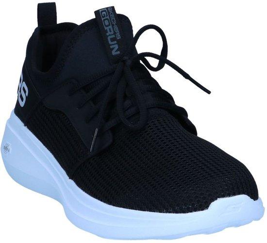 Zwarte Sneakers Skechers Sneakers Skechers Goga Mat Zwarte j3R4A5Lq