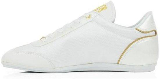 Cruyff Underlay Sneakers Unisexs Wit Recopa PkZiuOwTX