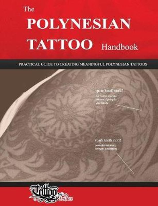 Bol The Polynesian Tattoo Handbook 9788890601651 Roberto