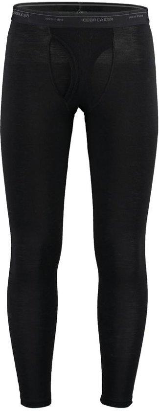 Everyday Legging w/fly 200 Heren 001 black