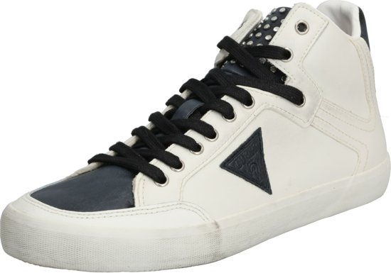 Guess sneakers hoog statement hi Wit 41
