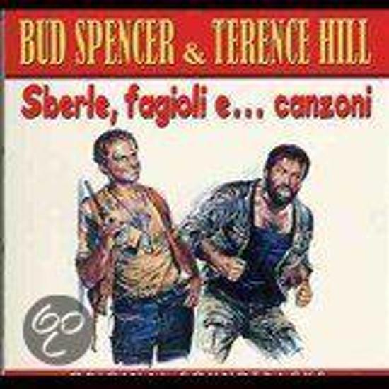 CD cover van Sberle Fagioli E..Canzoni! van Bud/Terence Hill Spencer