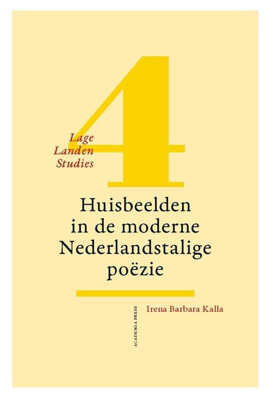 Lage landen studies 4 huisbeelden in de moderne nederlandstalige po eumlzie